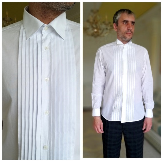 mens Victorian shirts mens white shirts mens Edwar
