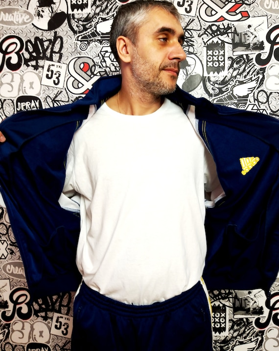 Adidas track suit XL Adidas sport suit vintage  P… - image 3