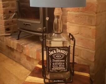 Jack Daniels Lamp Etsy