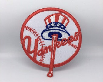 239b9b3ee1436 Yankees patch | Etsy