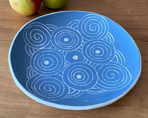 Ceramic Handmade Dish, 'Achnabreac'