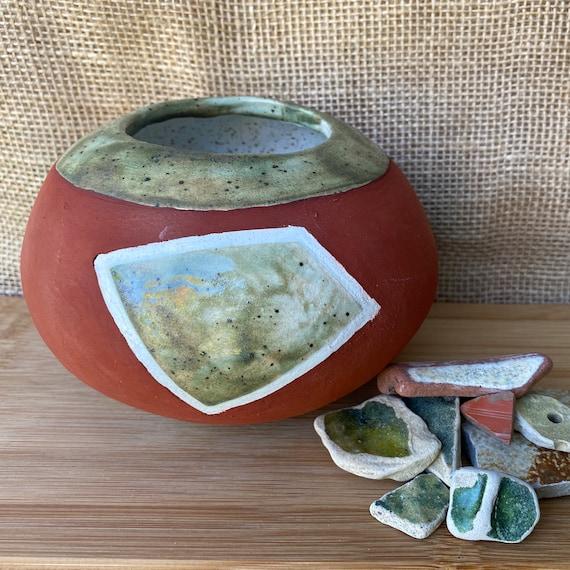 Ceramic Pot, 'Foreshore Reconstruct'