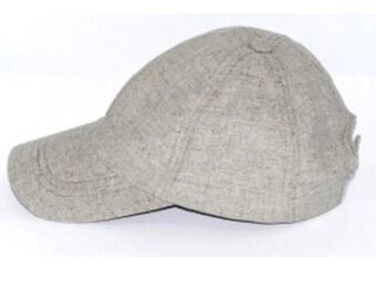 067925e3b Hemp baseball cap | Etsy