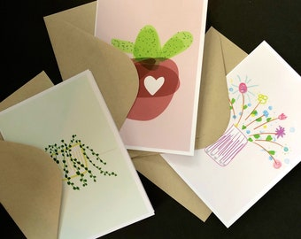 Greeting Cards - Gift with Donation