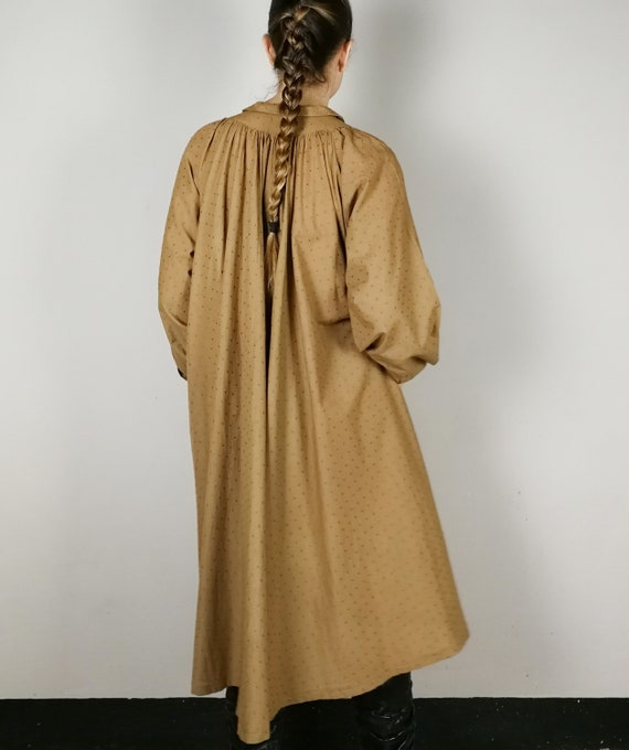BYBLOS cotton voile nut brown Summer dress, Sprin… - image 7