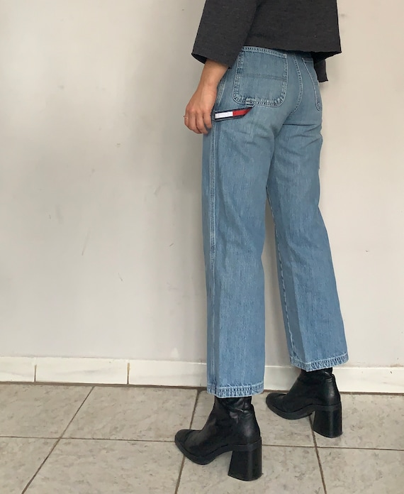 90s Tommy Hilfiger Cargo Jeans