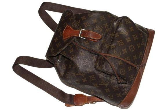 Louis Vuitton Vintage 1970s Backpack
