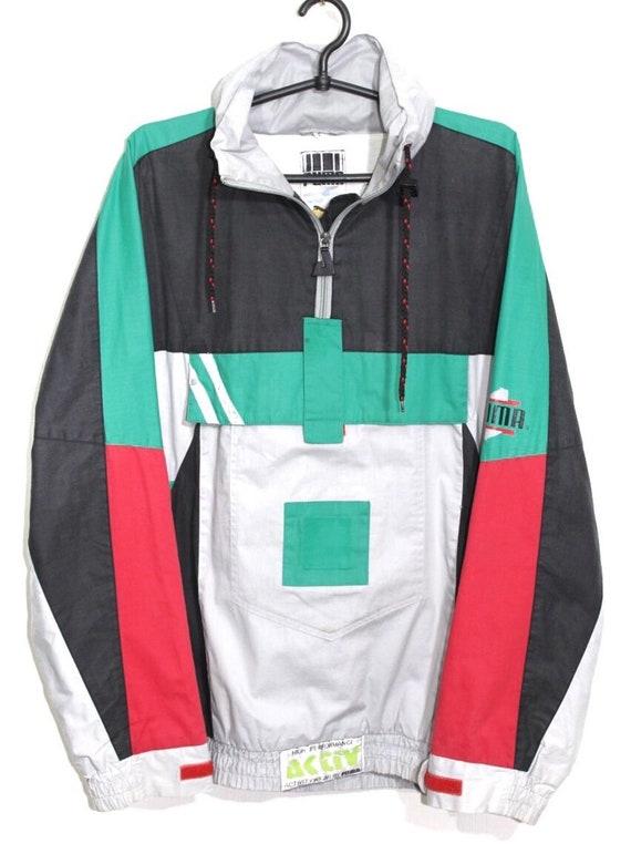 Puma Activ Anorak Jacket