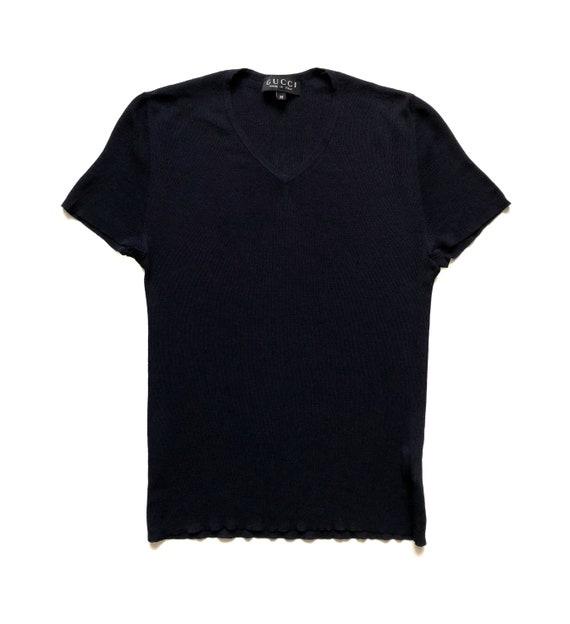 Gucci SS98 Silk TShirt Era Tom Ford