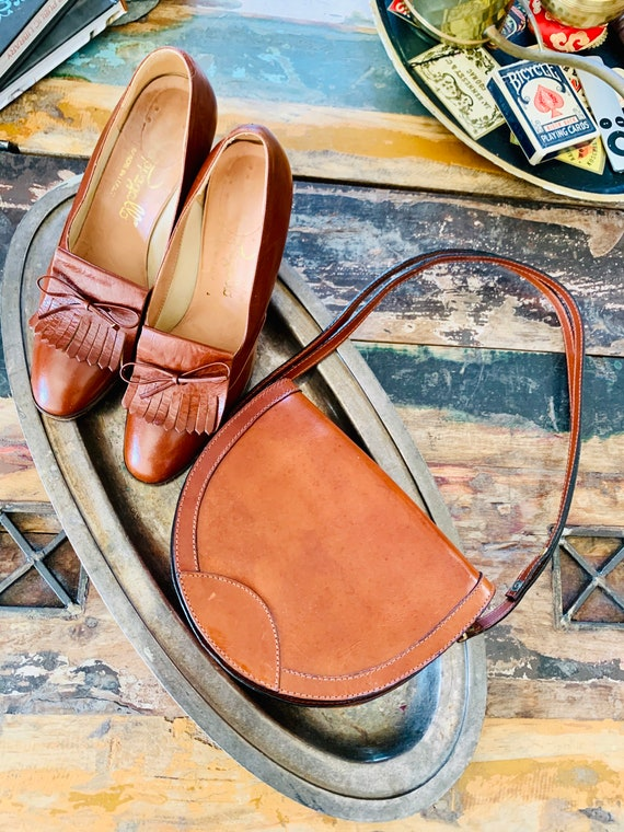Vintage Mid Century Pappagallo women's shoes and m