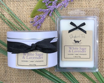Lemon Poundcake Tin sweet Candle soy wax melts wax melts lemon Candle Gift For Her 8oz cake Gift For Friend Soy Candle