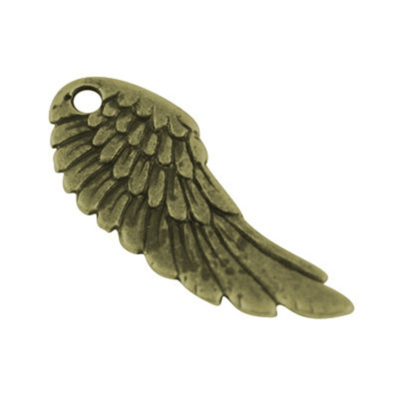 Steampunk Gear and Wing Pendant 500pcs Wholesale
