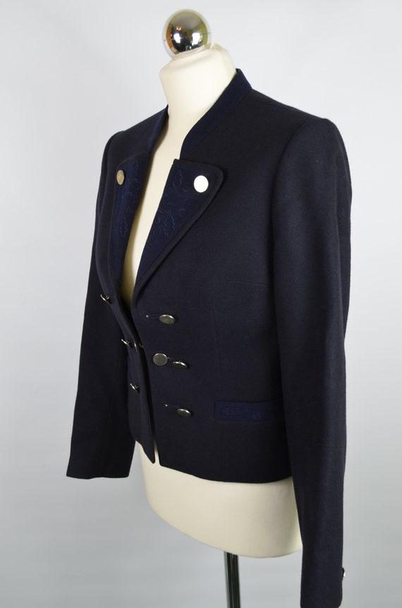 Trachten Steinadler woman  36/38 Medium M Jacket … - image 6