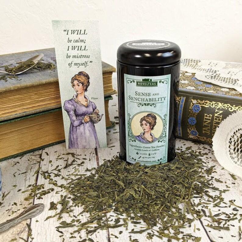 sense and sensibility tea - jane austen gift ideas
