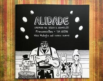 Alidade comic