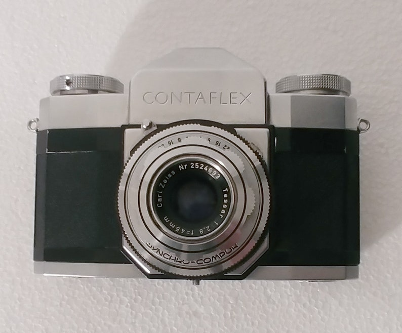 Zeiss Ikon Contaflex I SLR 35mm Camera