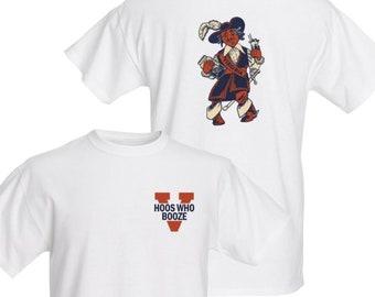 Tie Dye University of Virginia Cavaliers T-Shirt