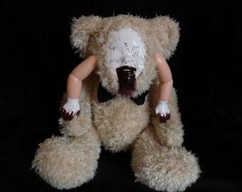 The Magician horror bear