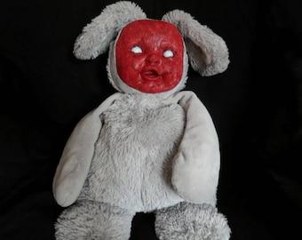 Evil Woodland Child horror bear