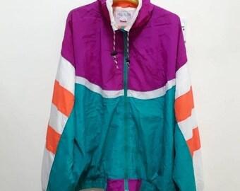 Details about Mens Medium VINTAGE ADIDAS Half Zip Up Puffer Fleece Retro Jacket Sweater *RARE*
