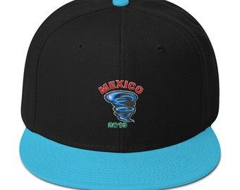 764d2447d20 Team Tornado Mexico 2019 Snapback Hat