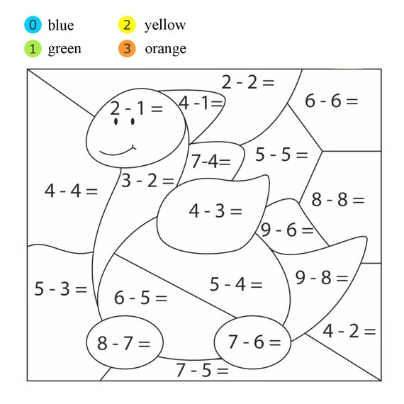 Counting Coloring Pages Download Count And Color Home School Learn Numbers Sheet Learn Math Worksheet Coloring Pages Color And Learn