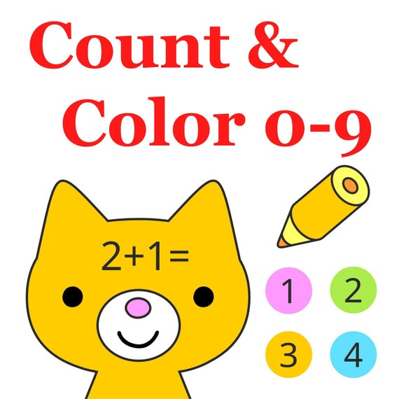Picture For Educational Coloring Pages: Photograph Of Counting Coloring  Pages | 570x570