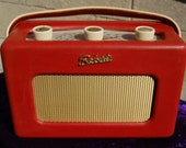 Vintage original restored roberts R200 radio 1959