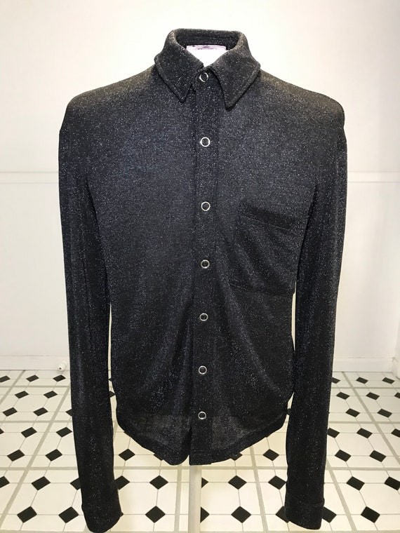 Dressy Shirt with Sparkles