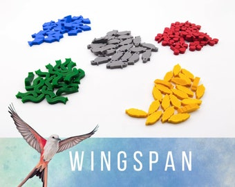 Wingspan: Set 150x food token, compatible with Europe expansion