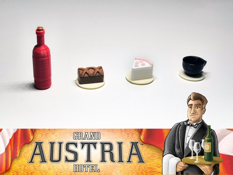 Grand Austria Hotel: 120x realistic resource counters image 1