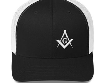 142e0d0dc Masonic, Freemason, Gifts, Hat, Snapback,