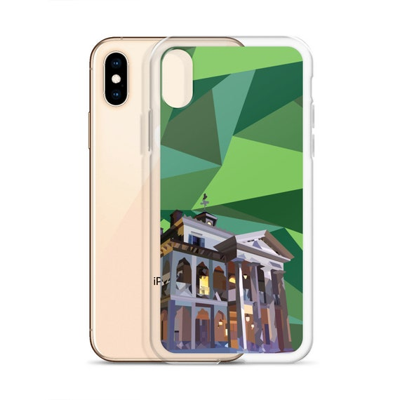 newest 7bb28 46974 Haunted Mansion iPhone Case