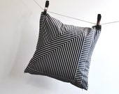 This Way Up Pillow Cover
