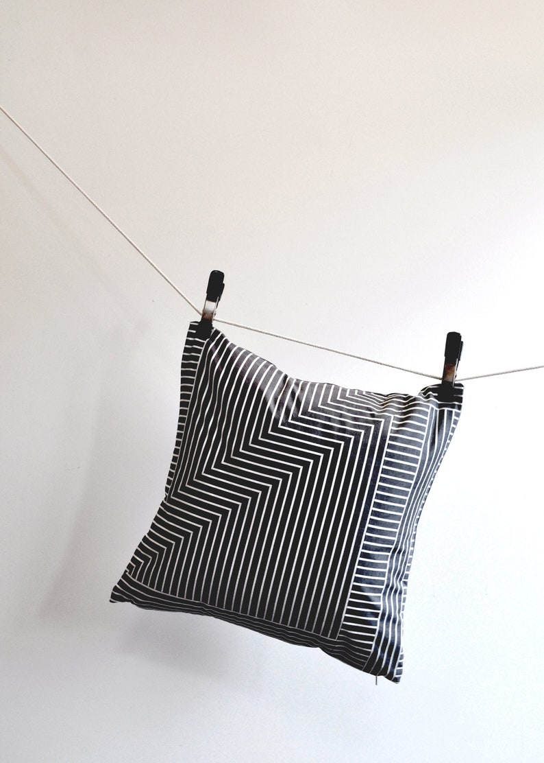 This Way Up Pillow Cover image 0