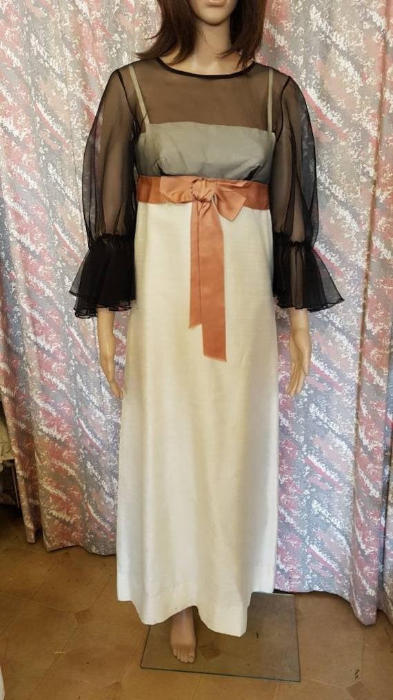 Original 1960s Jean Varon dress