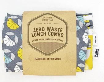 Reusable snack bags, sandwich wrap, zero waste, litterless lunch, foods storage, foodsafe, machine wash, eco friendly, green products, vegan