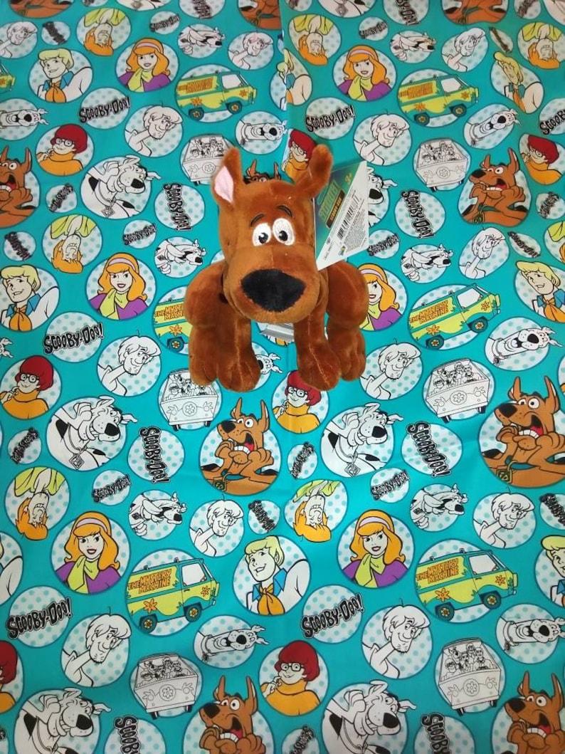 Scooby doo Lovey Blanket set
