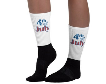 watch c5390 69c26 4th OF JULY Stars and Stripes American Flag Socks