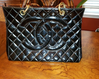 74772f29a369 Chanel Patent Leather