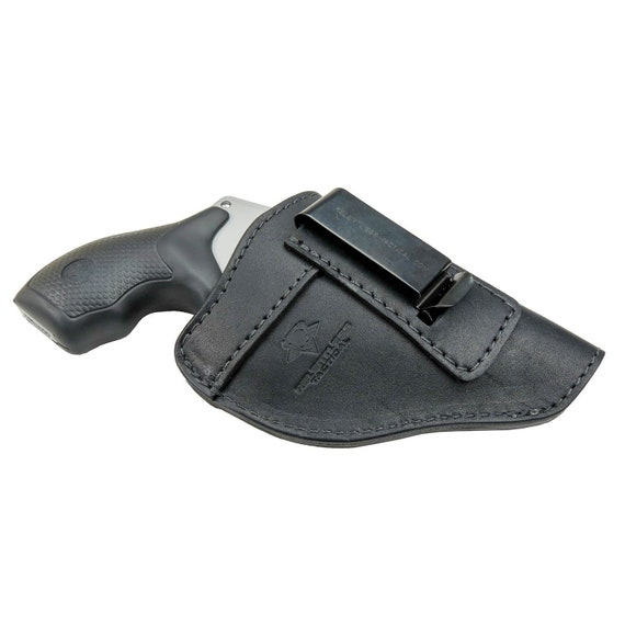Made in USA Relentless Tactical he Defender Leather IWB Holster Fits Gloc...
