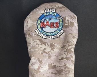 Unique Military Patch Camo Driver Headcover