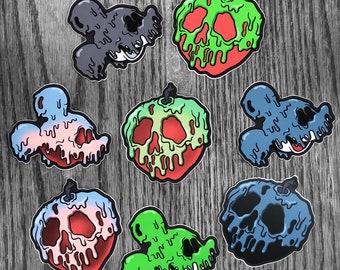 Sleeping Death Sticker Pack