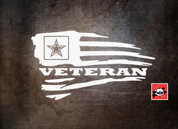 38 inch /'MERICA Sticker USA patriotic Proud Army Marines vinyl window decal