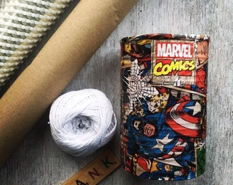 8b9fa09ce2f Marvel storage tin (complimentary gift wrapping included).