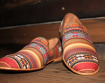 78378e976a7 Men s kilim loafers