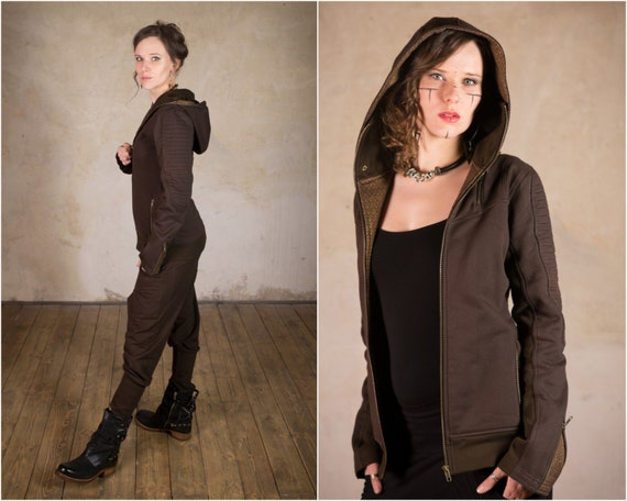 star wars cosplay and cyberpunk jacket as apocalyptic clothing etsy etsy