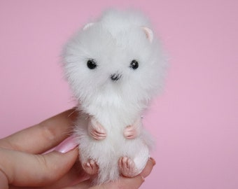 Teddy bear hamster | Etsy
