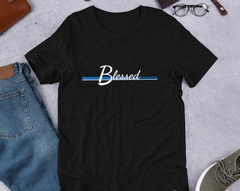 Blessed are the peacemaker Short-Sleeve Unisex T-Shirt 878a431a0