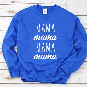 Mum Gift Womens Off The Shoulder Slouchy Sweater for Bed Lovers Perfect Oversized Sweatshirt to say Lets Stay in Bed I/'d rather Be In Bed